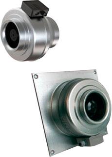 Вентиляционное оборудование завода ЕВРОМАШ вентиляторы