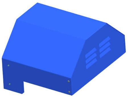 вентилятора PRF